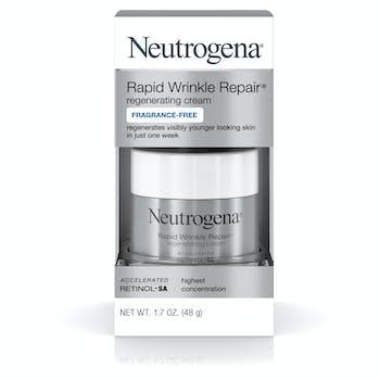 Rapid Wrinkle Repair® Regenerating Cream, Fragrance-Free