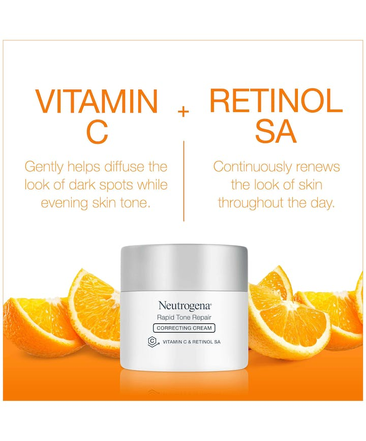 Rapid Tone Repair Correcting Cream