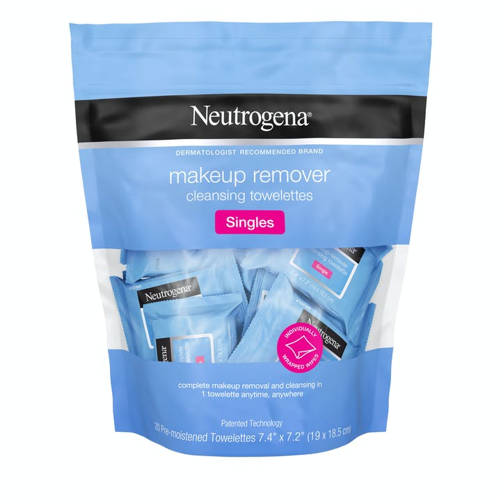 Neutrogena Neutrogena® Makeup Remover Cleansing Towelettes Singles