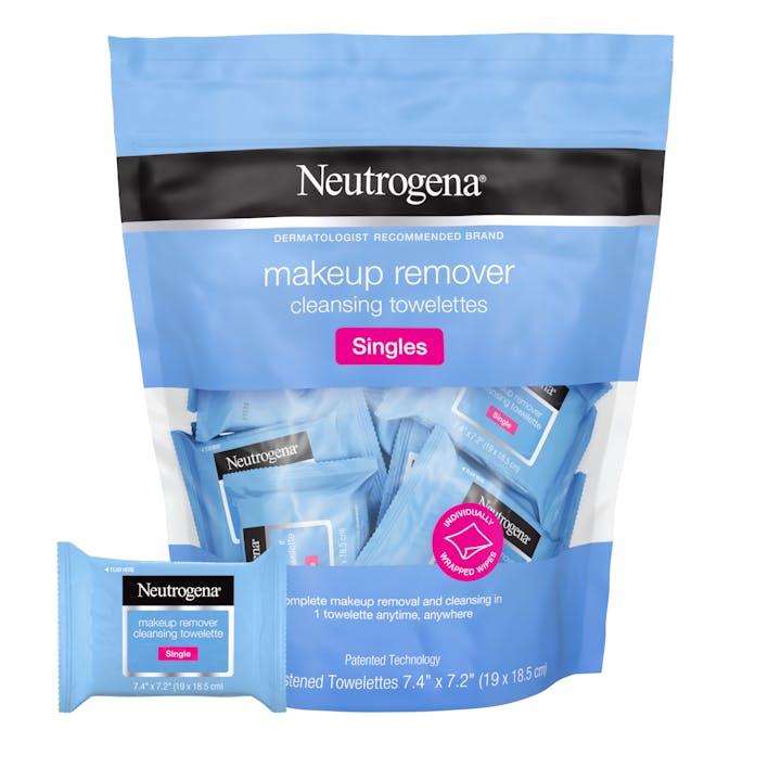 Neutrogena Neutrogena® Makeup Remover Cleansing Towelettes Singles