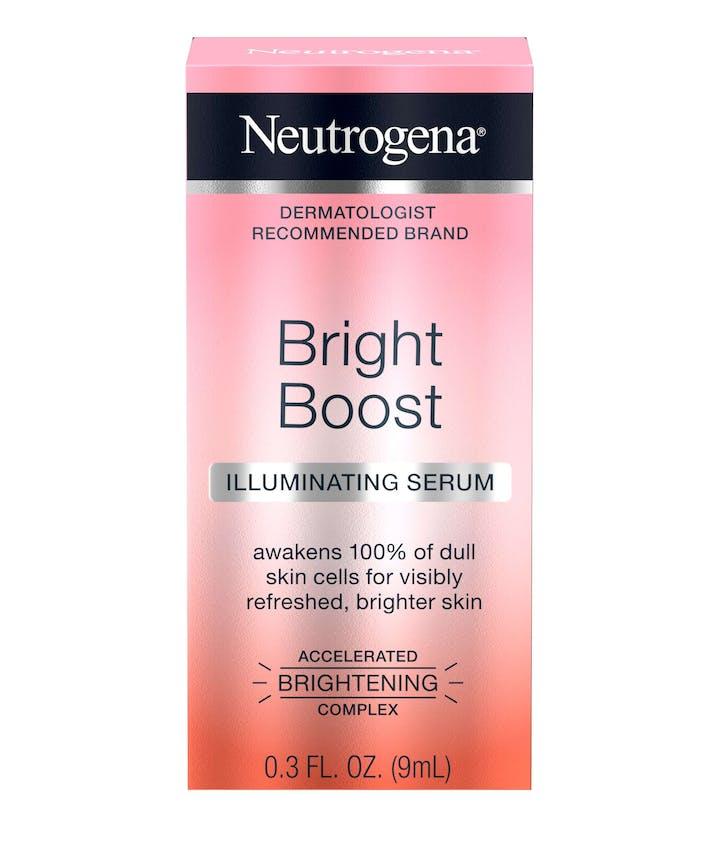 Neutrogena Neutrogena Bright Boost™ Illuminating + Brightening Serum With Turmeric