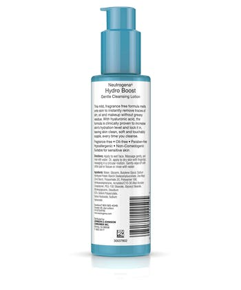 Neutrogena® Hydro Boost Gentle Cleansing Lotion
