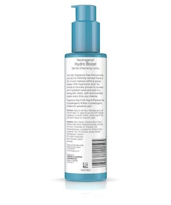 Neutrogena® Hydro Boost Gentle Cleansing Lotion