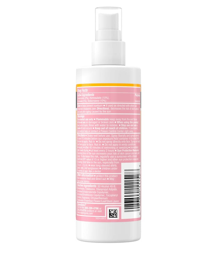 Invisible Daily Defense Facial Mist Sunscreen SPF50