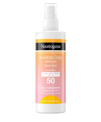 Invisible Daily Defense Face Mist SPF 50