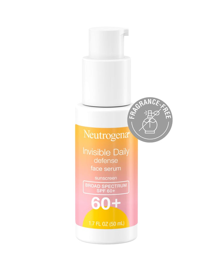 Neutrogena Invisible Daily Defense Face Serum SPF 60+