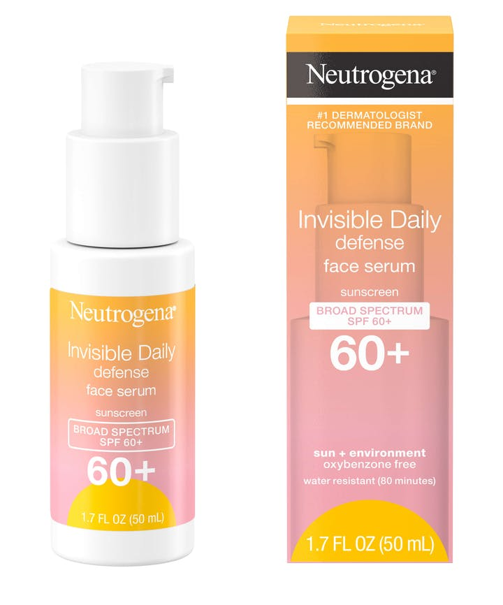 Invisible Daily Defense Face Serum SPF 60+