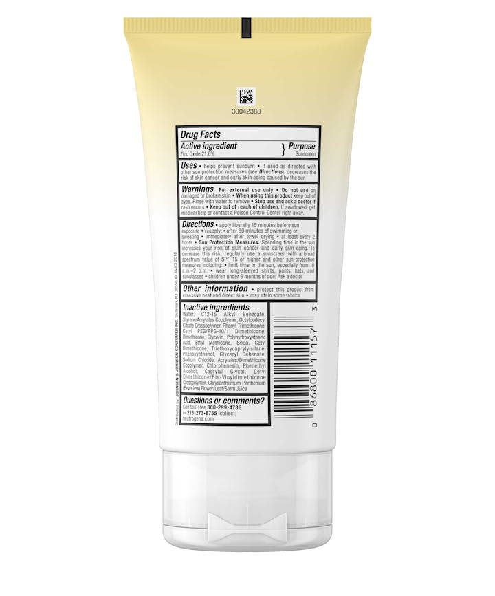 Sheer Zinc Dry-Touch Sunscreen Broad Spectrum SPF 50