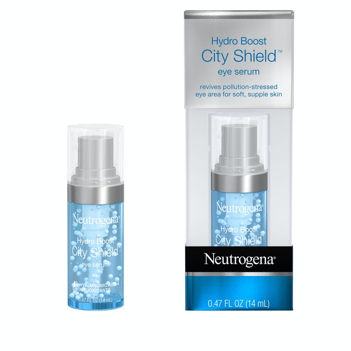 Neutrogena® Hydro Boost City Shield™ Eye Serum