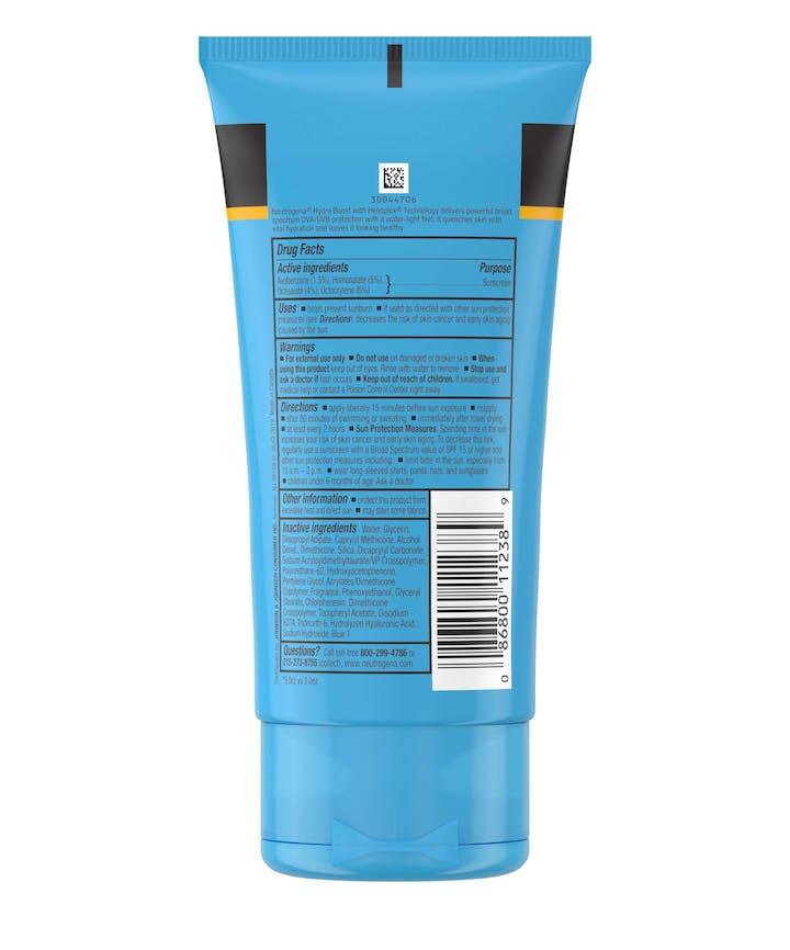 Hydro Boost Water Gel Lotion SPF 30