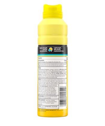 Beach Defense® Water + Sun Protection Sunscreen Spray Broad Spectrum SPF 50