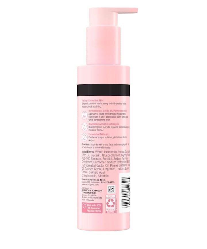 Skin Balancing Milky Cleanser For Dry Skin