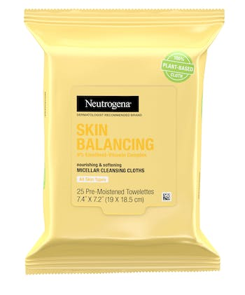 Skin Balancing Micellar Cleansing Cloths