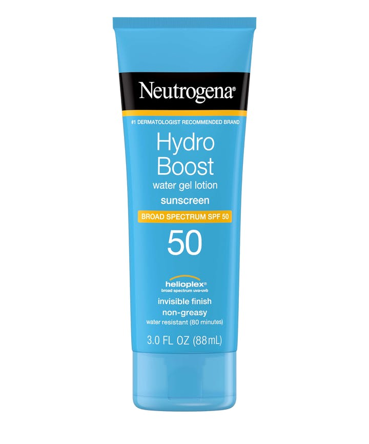 Neutrogena Hydro Boost Water Gel Lotion SPF 50