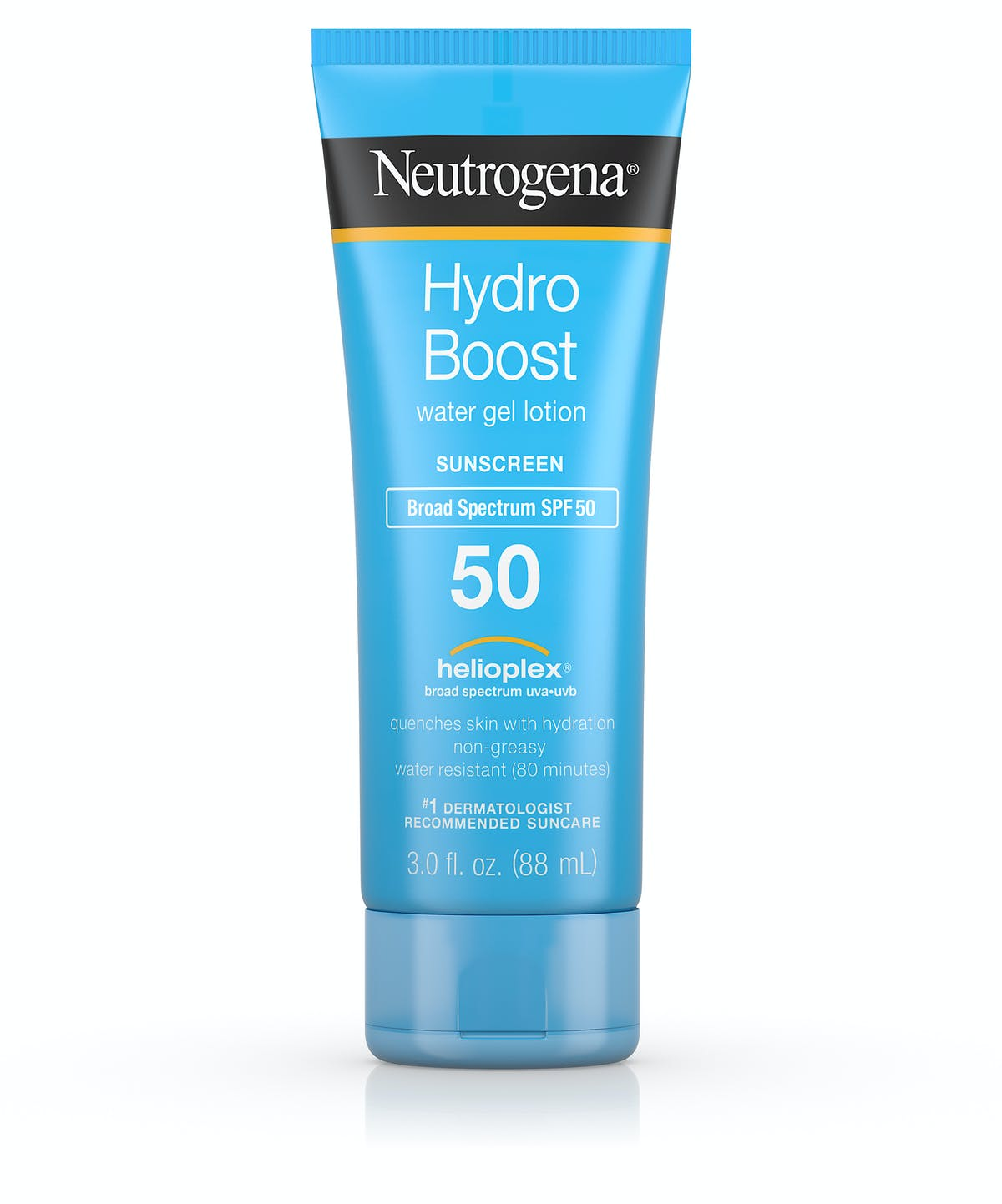 ebda76465 Hydro Boost Water Gel Sunscreen Lotion | NEUTROGENA®