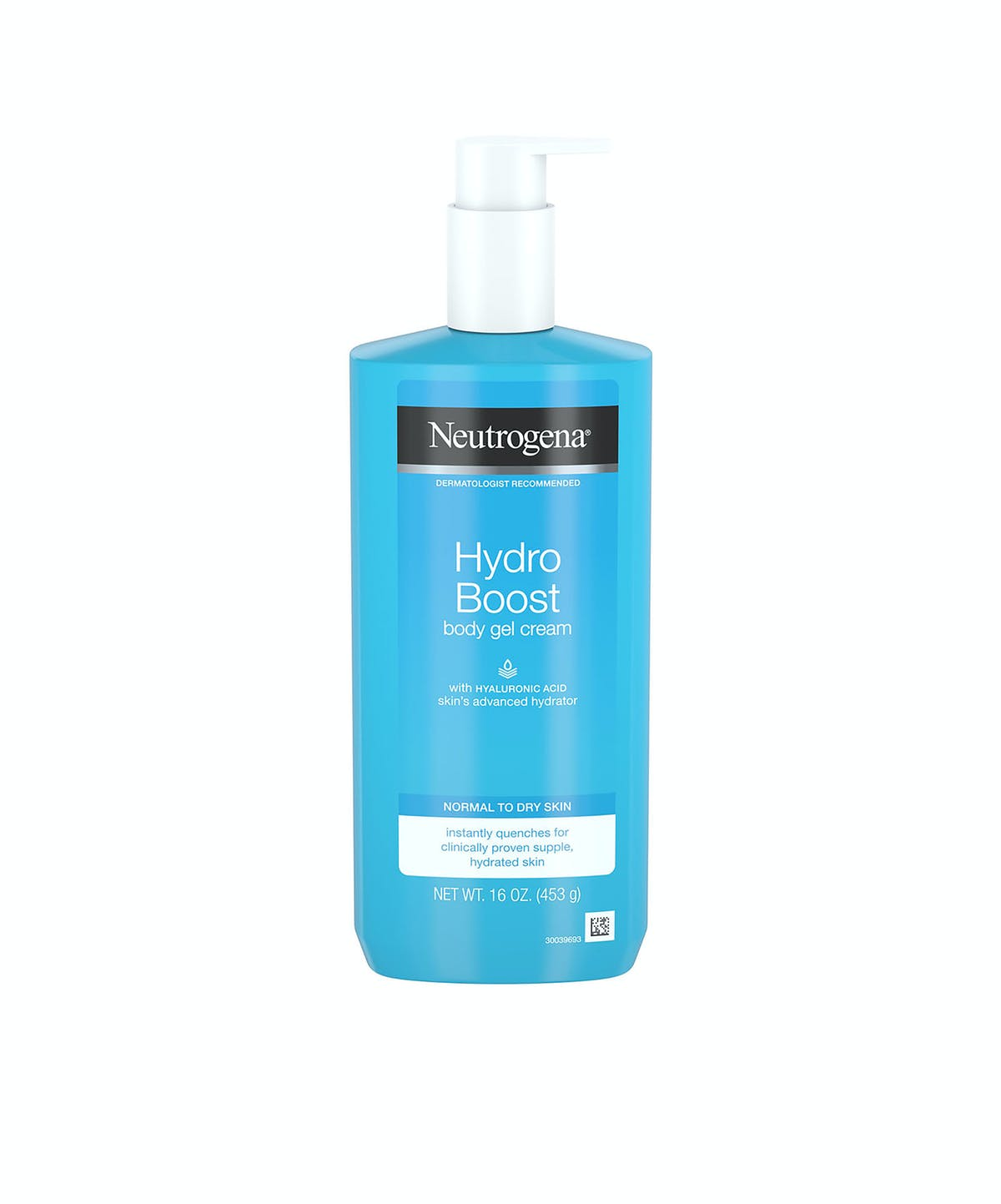 Hydro Boost Body Lotion Gel Cream With Hyaluronic Acid Neutrogena