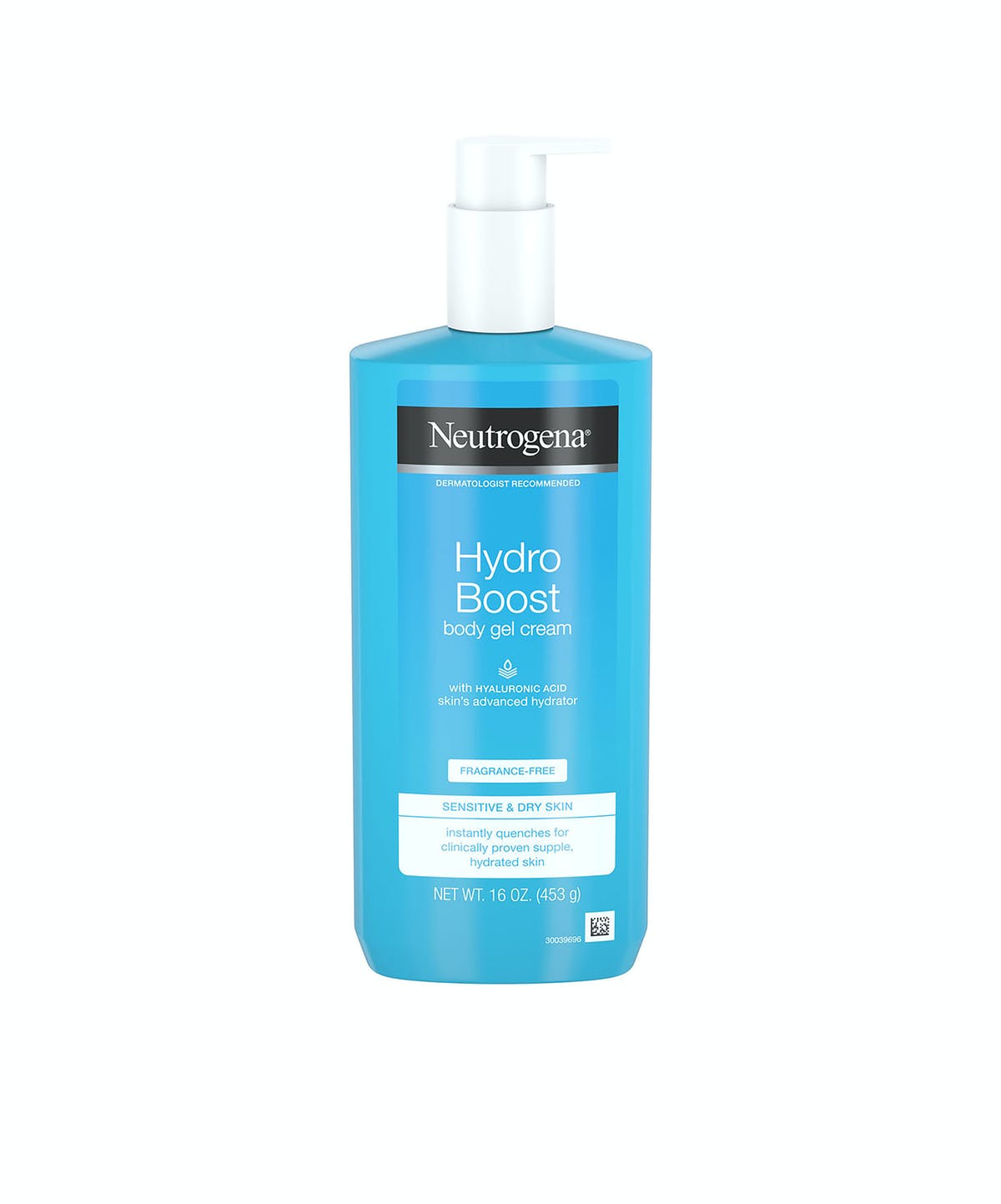 Fragrance Free Body Lotion Hydro Boost Gel Body Cream Neutrogena