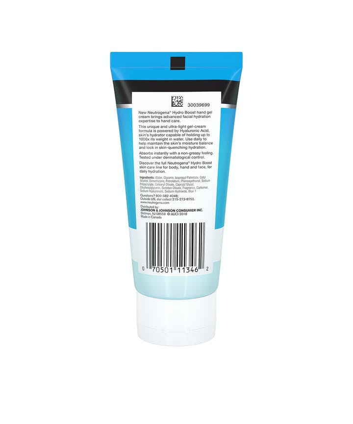 Neutrogena® Hydro Boost Hand Gel Cream