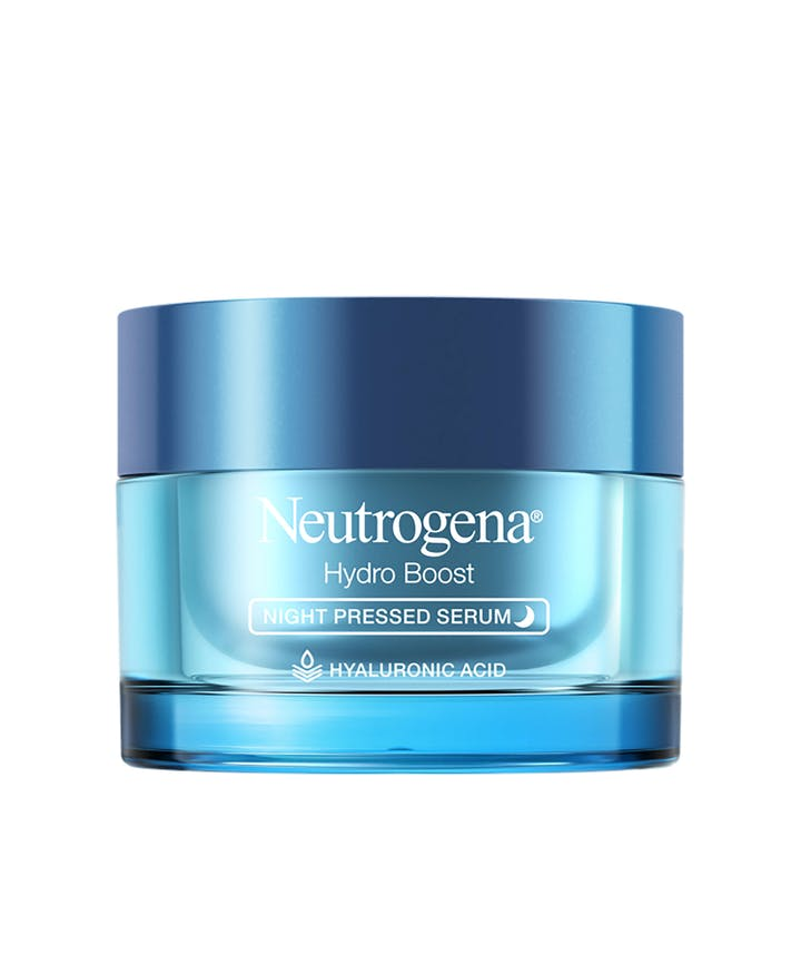 Neutrogena Hydro Boost Night Pressed Face Serum With Hyaluronic Acid