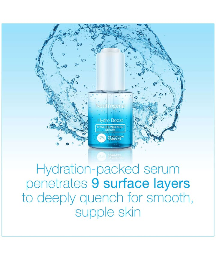 Neutrogena® Hydro Boost Hyaluronic Acid Serum