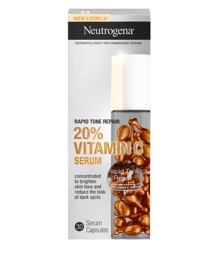 Rapid Tone Repair 20% Vitamin C Serum Capsules