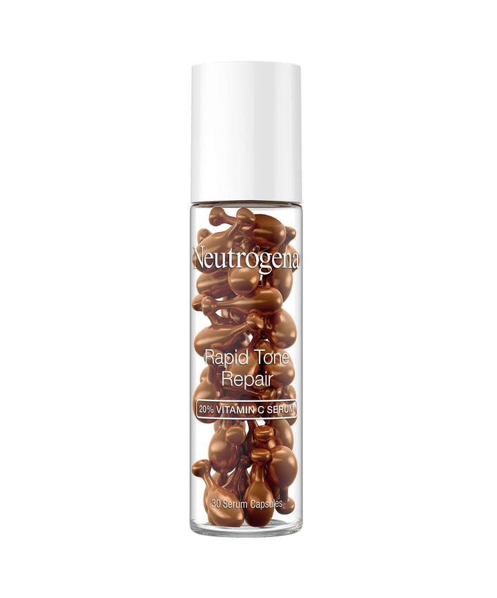 Neutrogena Rapid Tone Repair 20% Vitamin C Serum Capsules