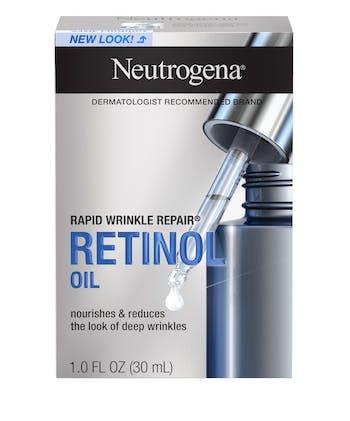 Rapid Wrinkle Repair® Anti-Wrinkle 0.3% Retinol Lightweight Facial Oil