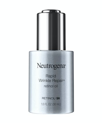 Neutrogena Rapid Wrinkle Repair® Anti-Wrinkle 0.3% Retinol Lightweight Facial Oil