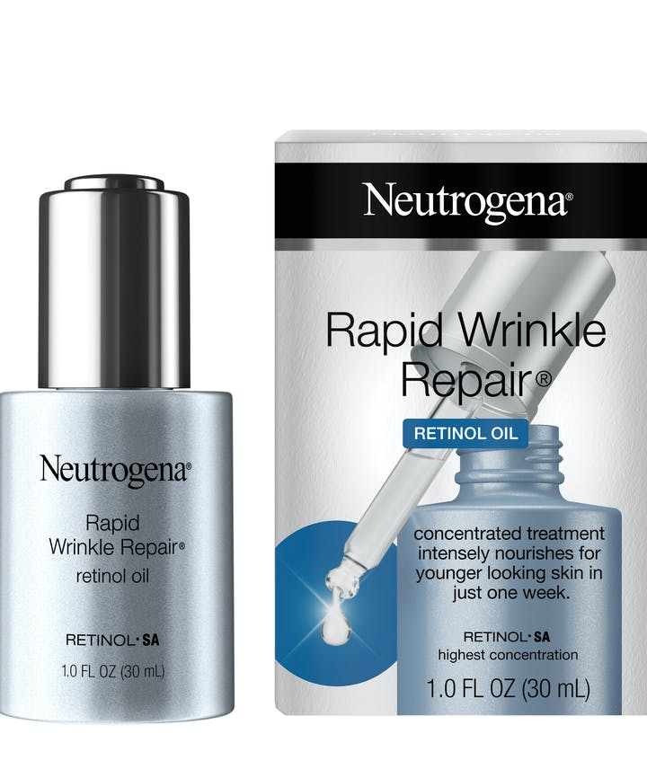 Rapid Wrinkle Repair® Lightweight Anti-wrinkle Retinol Facial Oil