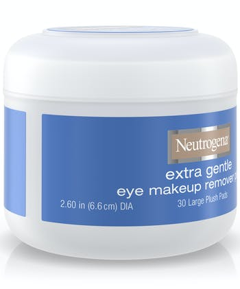 Extra Gentle Eye Makeup Remover Pads