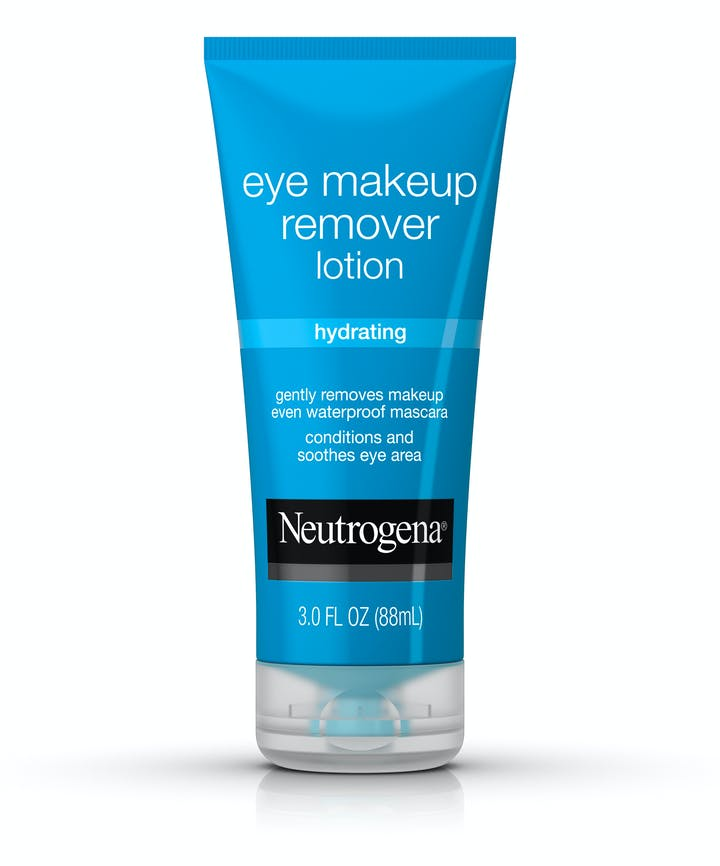 Eye Makeup Remover Lotion-Hydrating