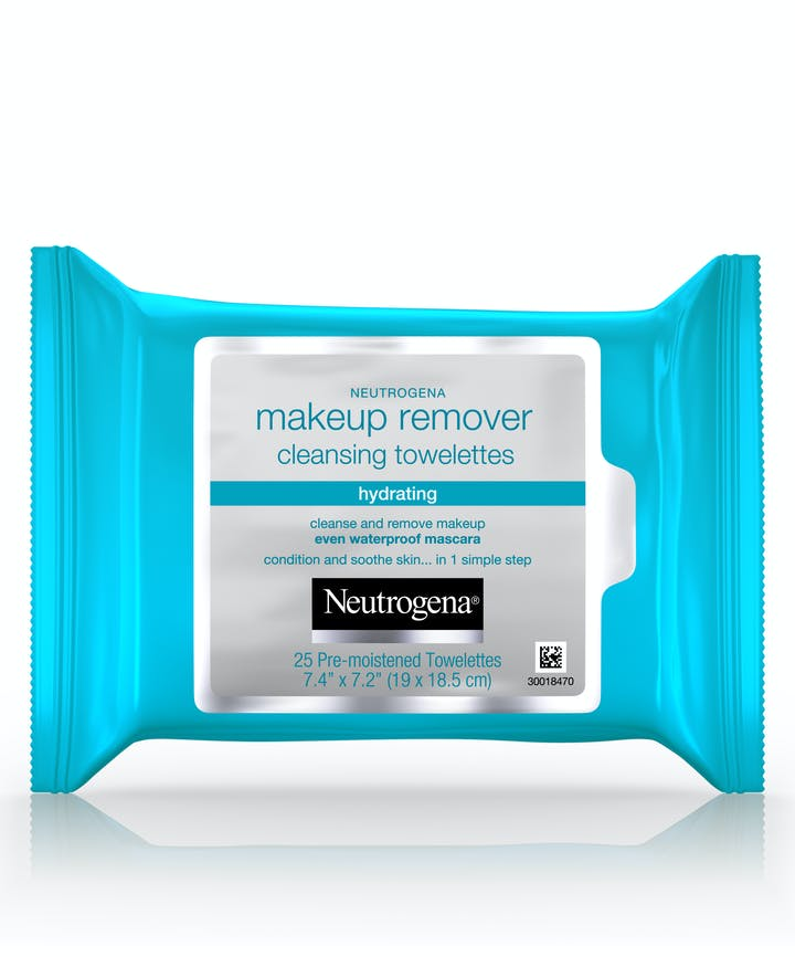 Neutrogena Makeup Remover Cleansing Towelettes-Hydrating