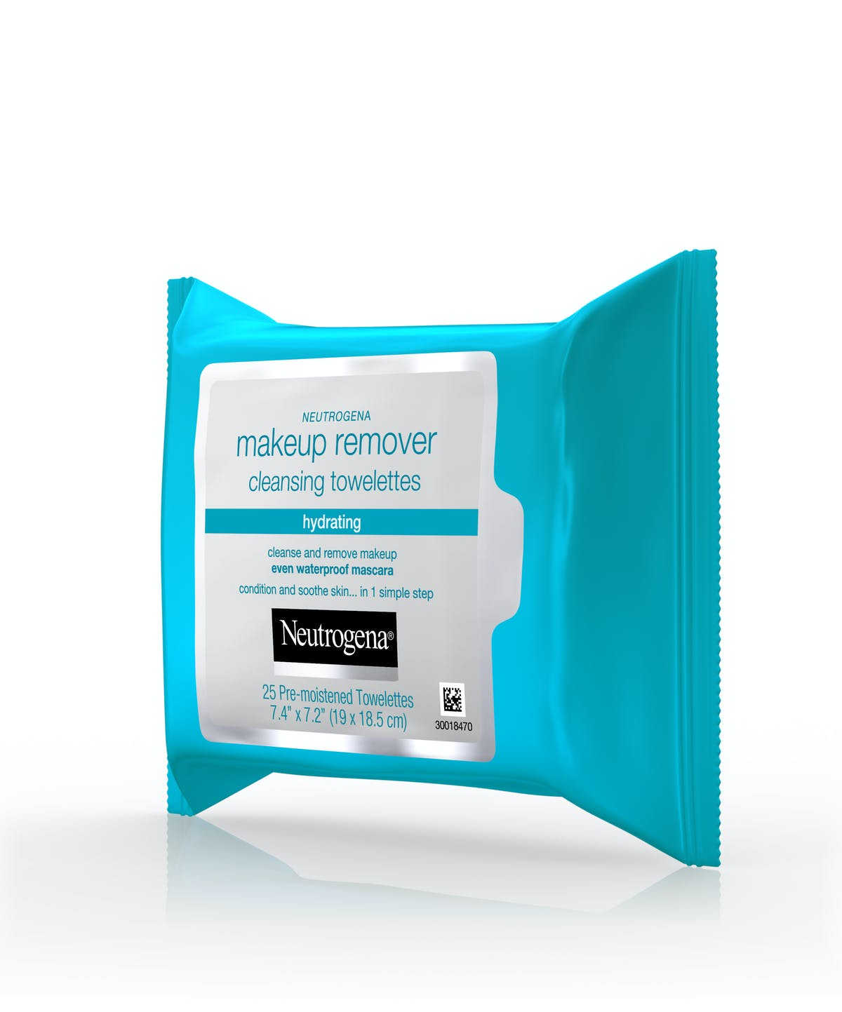2530e7f1999 Hydrating Makeup Remover Cleansing Towelettes | Neutrogena®