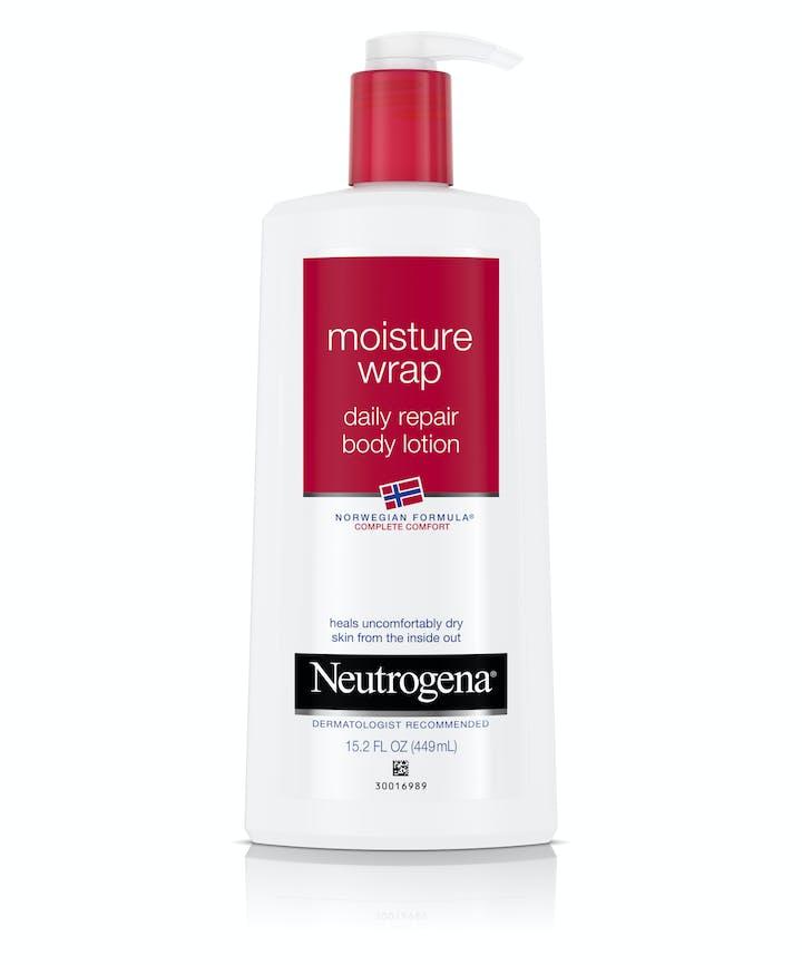 Neutrogena Norwegian Formula® Moisture Wrap Daily Repair Body Lotion