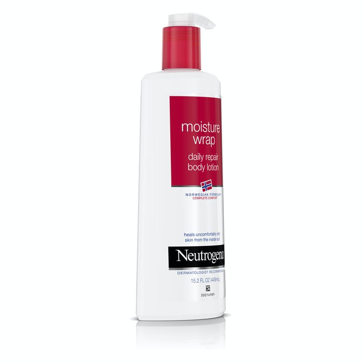 Norwegian Formula® Moisture Wrap Daily Repair Body Lotion