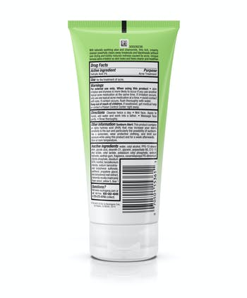 Oil-Free Acne Wash Redness Soothing Cream Cleanser