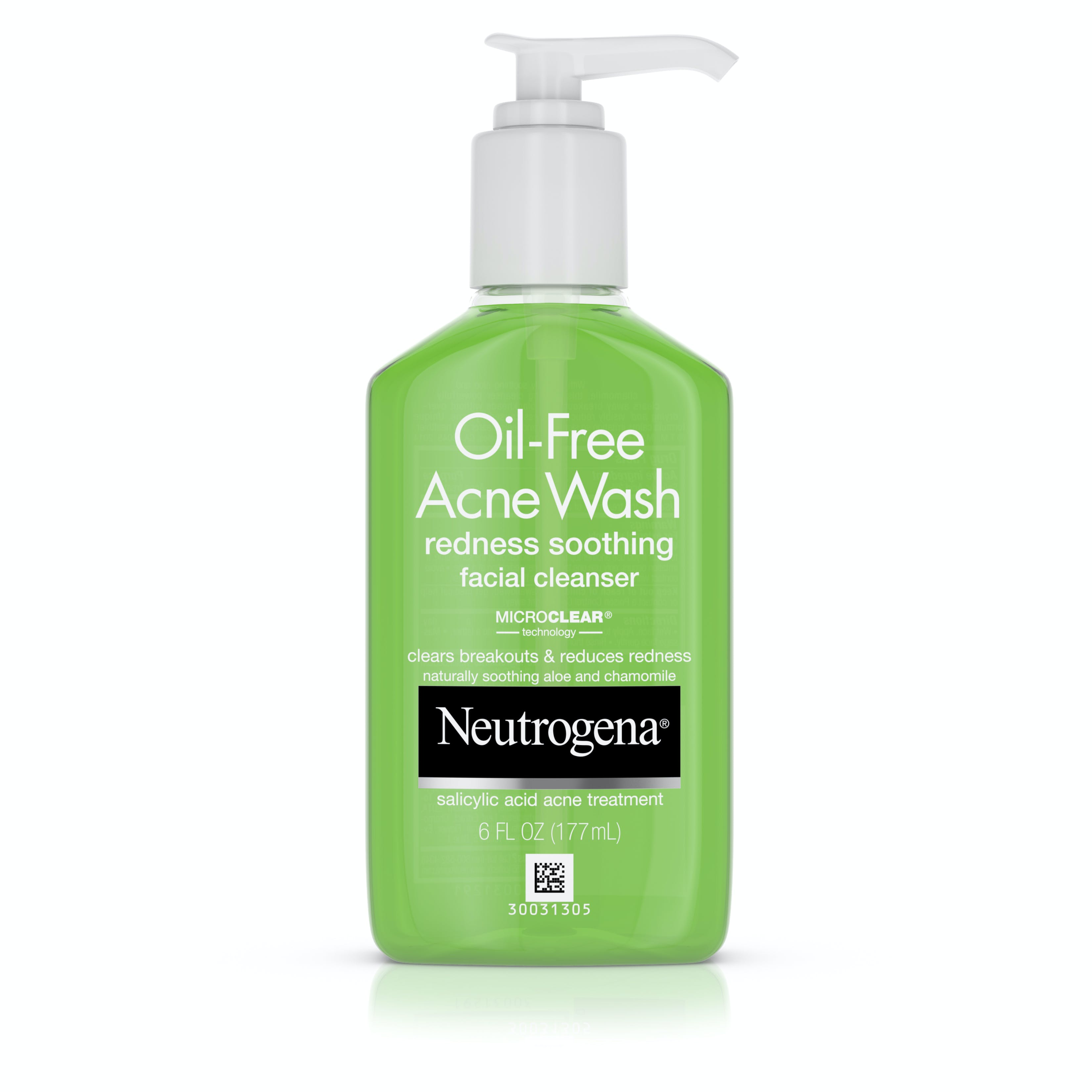 Best over the counter facial cleanser