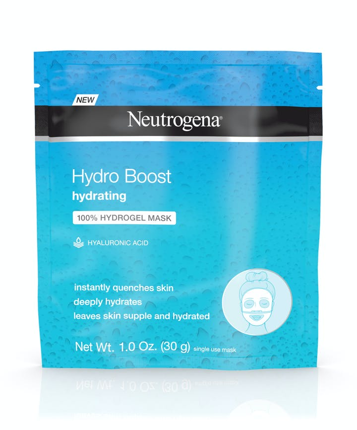 Hydro Boost Hydrating 100% Hydrogel Mask
