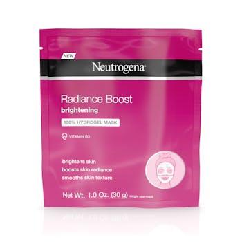 Radiance Boost Brightening 100% Hydrogel Mask
