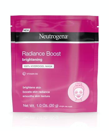 Radiance Boost Brightening 100% Hydrogel Mask