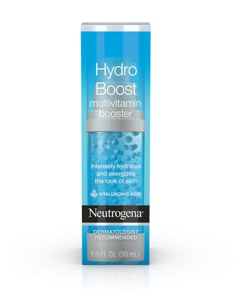 Neutrogena® Hydro Boost Multivitamin Booster Face Serum with Hyaluronic Acid
