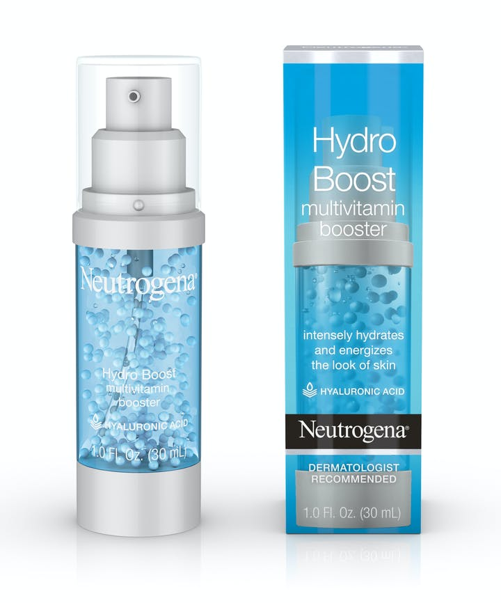 Neutrogena Neutrogena® Hydro Boost Multivitamin Booster Face Serum with Hyaluronic Acid