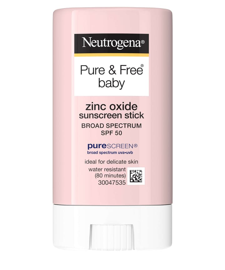 Neutrogena Pure & Free Baby Sunscreen Stick SPF 50
