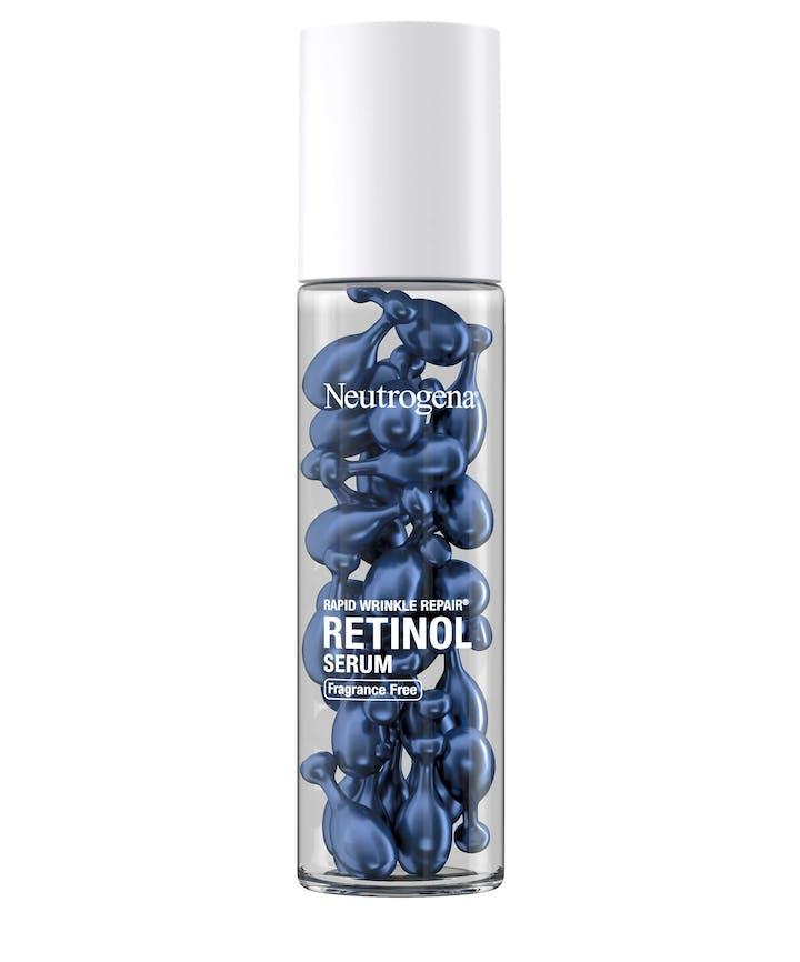 Neutrogena Rapid Wrinkle Repair Retinol Face Serum Capsules