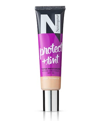Neutrogena® Protect + Tint Tinted Moisturizer