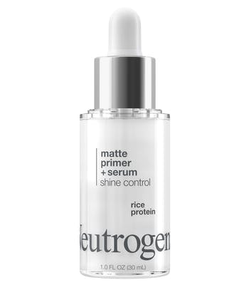 Shine Control Matte Booster Face Primer + Serum