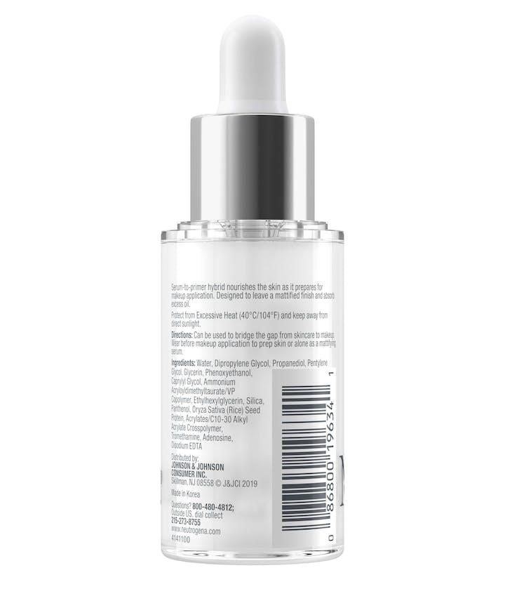 Shine Control Matte Booster Face Primer + Serum