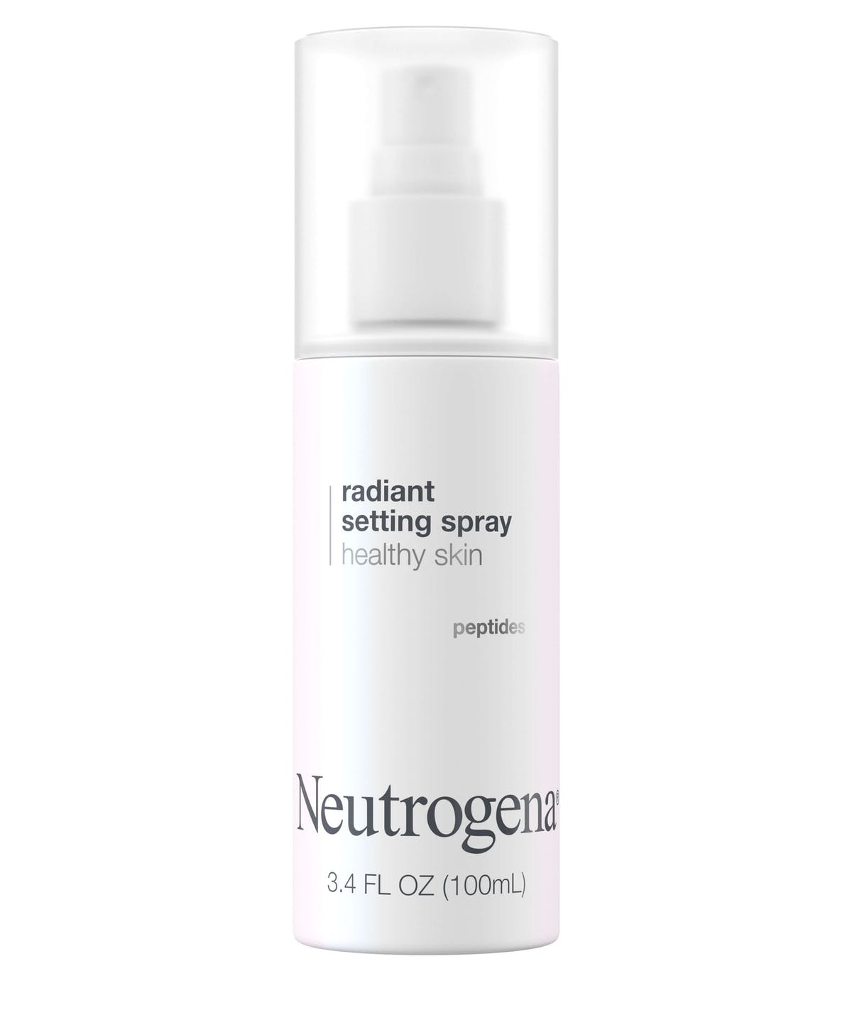 Radiant Makeup Setting Spray With Peptides by Neutrogena #12