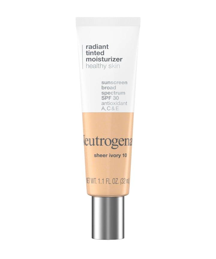 Neutrogena Healthy Skin Radiant Tinted Moisturizer Broad Spectrum SPF 30