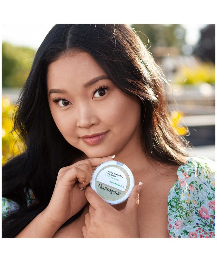 Neutrogena® Clear Coverage Color Correcting Compact